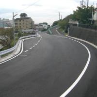道路工事の写真